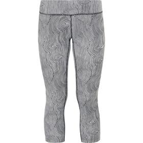 Nike Zen Epic Run 3/4 Length Tights Dame black/reflective silver
